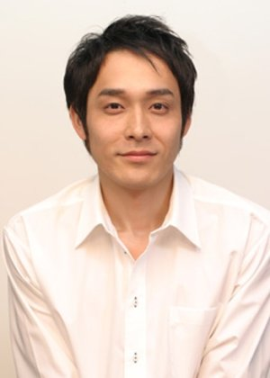 Izumi Shuhei in Mirai Sentai Timeranger Japanese Drama (2000)