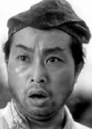 Kato Daisuke in No Time for Tears Japanese Movie (1955)