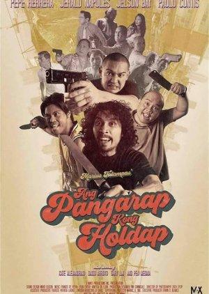 Pangarap Kong Holdap (2018) poster