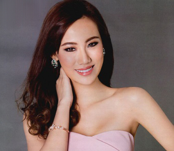 Yingying Sarucha in Boss & Me Thai Drama (2020)