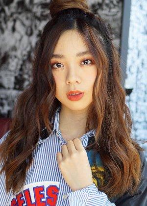 Pun Punsikorn Tiyakorn in BNK48: Girls Don't Cry Thai Movie (2018)