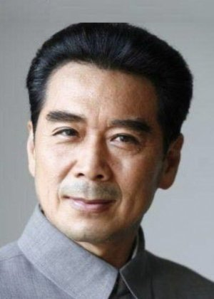Sun Wei Min in My Uncle Zhou Enlai Chinese Drama (2016)