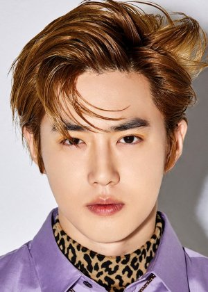Suho in EXO Channel Japanese TV Show (2015)