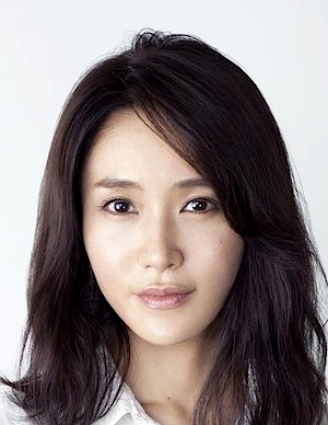 Yamaguchi Sayaka in Anego Japanese Drama (2005)