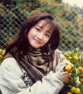 Ng Sai Mei in The Blood Stained Intrigue Hong Kong Drama (1986)