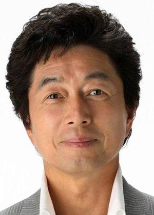 Nakamura Masatoshi in Kasuga no Tsubone Japanese Drama (1989)