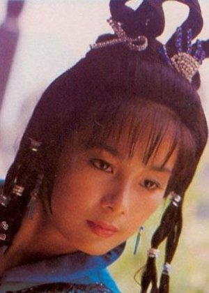 Frances Lau in The Blood Stained Intrigue Hong Kong Drama (1986)
