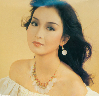 Cecilia Wong in Luk Siu Fung Hong Kong Drama (1976)