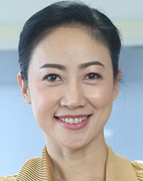 Hong Suchada Poonpattanasuk in Baan Nok Kao Krung Thai Drama (2012)