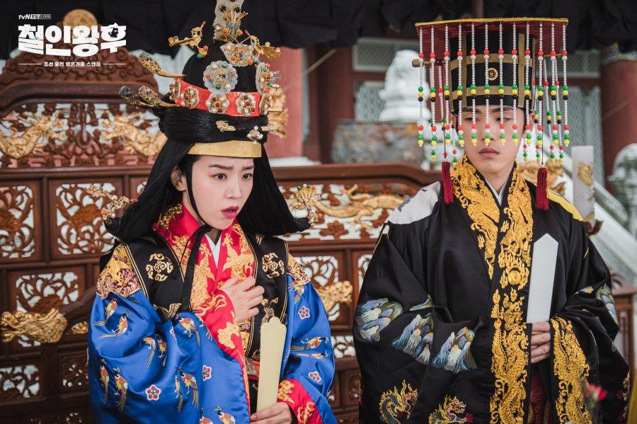 Mr. Queen Shin Hye Sun: Bông hoa nở muộn từ tình địch Nhã Phương hóa nữ hoàng rating nức tiếng xứ Hàn - Ảnh 13.