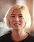 Ahn Ji Hee in Boss in Love Korean Movie(2018)