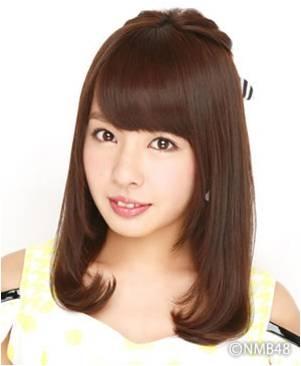 Yamada Nana in NMB48 Geinin!!! 3 Japanese TV Show (2014)