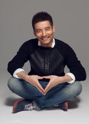 Yang Hao Yu in Married But Available Chinese Drama (2015)