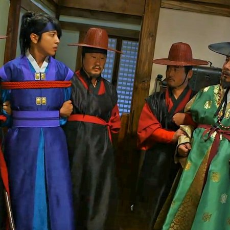 The Three Musketeers Episode 7