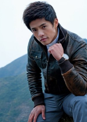 Byron Pang in Amphetamine Hong Kong Movie (2010)