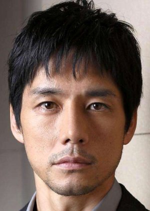 Nishijima Hidetoshi in Team Batista 2: General Rouge no Gaisen Japanese Drama (2010)