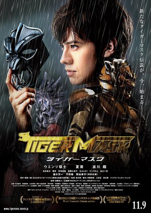 The Tiger Mask (2013) poster