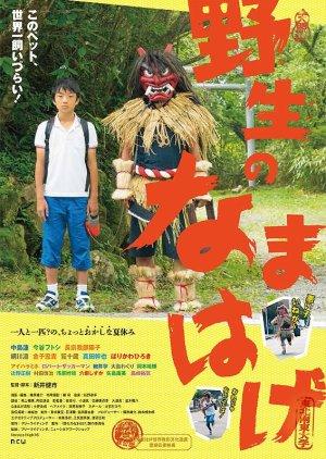 A Wild Namahage (2016) poster
