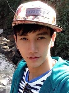 Pak Norrapat Sakulsong in Love Love You Thai Movie (2015)