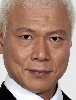 Matsushita Akira in The Monster X Strikes Back/Attack the G8 Summit  Japanese Movie (2008)