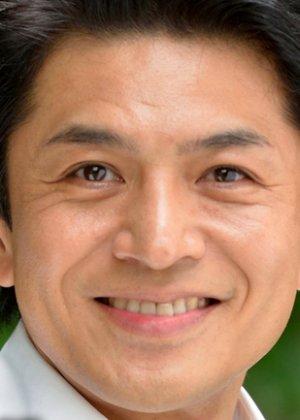Yoshiie Akihito in Keiji no Manazashi  Japanese Drama (2013)