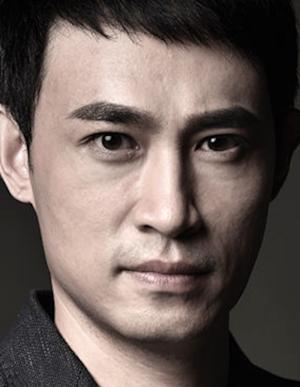 Liu Gu Hao in Hunter Chinese Drama (2016)