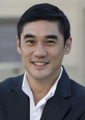 David Wu in Basketball Tribe Taiwanese Drama (2004)