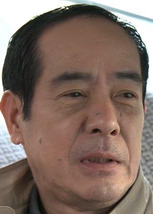 Ogura Ichirou in The Setting Sun Japanese Movie (2009)