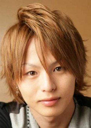 Araki Hirofumi in Shinsengumi PEACE MAKER Japanese Drama (2010)