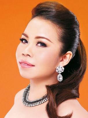 Sudarat Butrprom in Oh! My Ghost Khun Pee Chuay Thai Movie (2013)