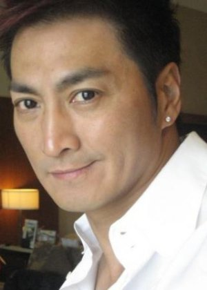 Kenny Ho in The Flower Flies Like the Butterfly Chinese Drama (2008)