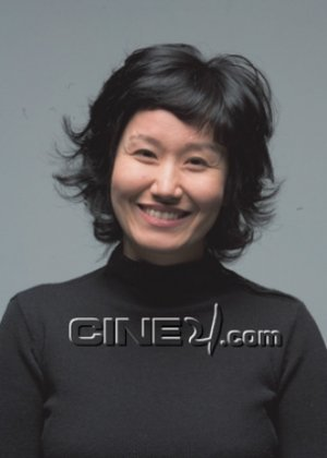 Park Mi Hyun in Break Away Korean Movie (2010)