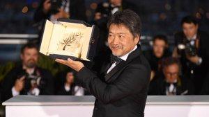 "Hirokazu Koreeda's ""Shoplifters"" wins Palme d'Or Award!"