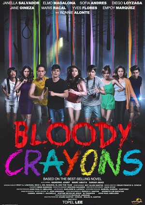 Bloody Crayons (2017) poster