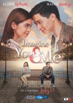 Imagine You and Me (2016) poster