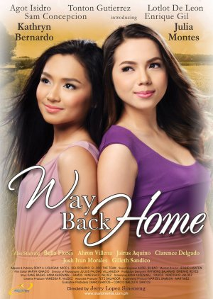 Way Back Home (2011) poster