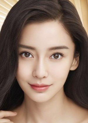 Angelababy in Love Yunge from the Desert Chinese Drama (2015)