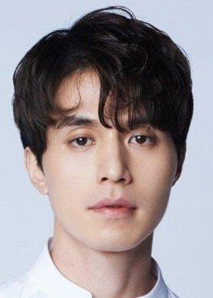 Lee Dong Wook in Loving You Korean Drama (2002)