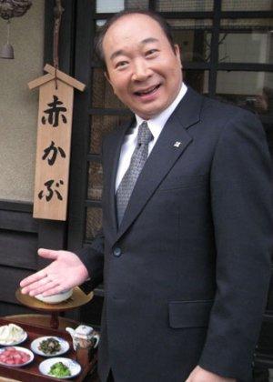 Nakamura Baijaku in Welcome Home, Hayabusa Japanese Movie (2012)