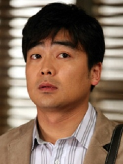 Kim Kyung Ik in Drama Special Season 2: That Man is There Korean Special (2011)