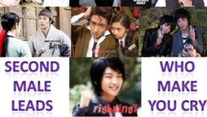 Second Male Leads Who'll Make You Cry