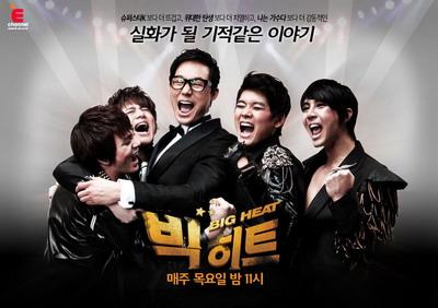 Big Heat (2011) poster