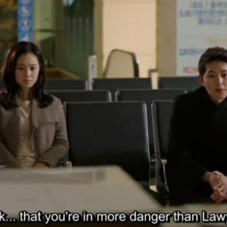 The Innocent Man Episode 19