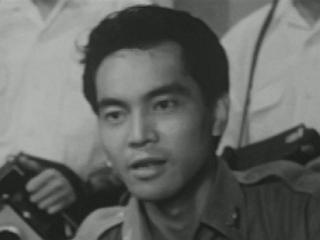 Tsuchiya Yoshio in Space Amoeba Japanese Movie (1970)