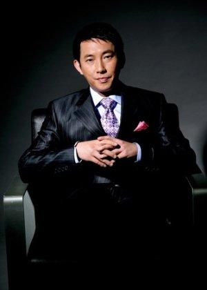 Zhong Heng Qu in Ying Ye 3+1 Taiwanese Drama (2007)