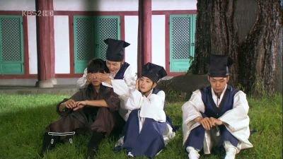 Sungkyunkwan Scandal Episode 11