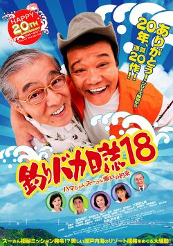 Free and Easy 18 (2007) poster