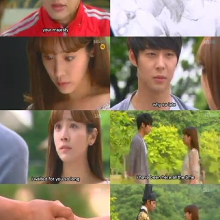 Rooftop Prince Episode 20