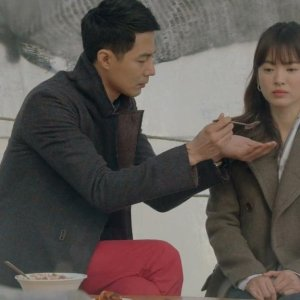 That Winter, The Wind Blows Episode 14