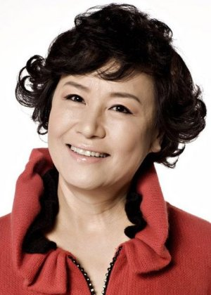 Park Won Sook in Romance Korean Drama (2002)